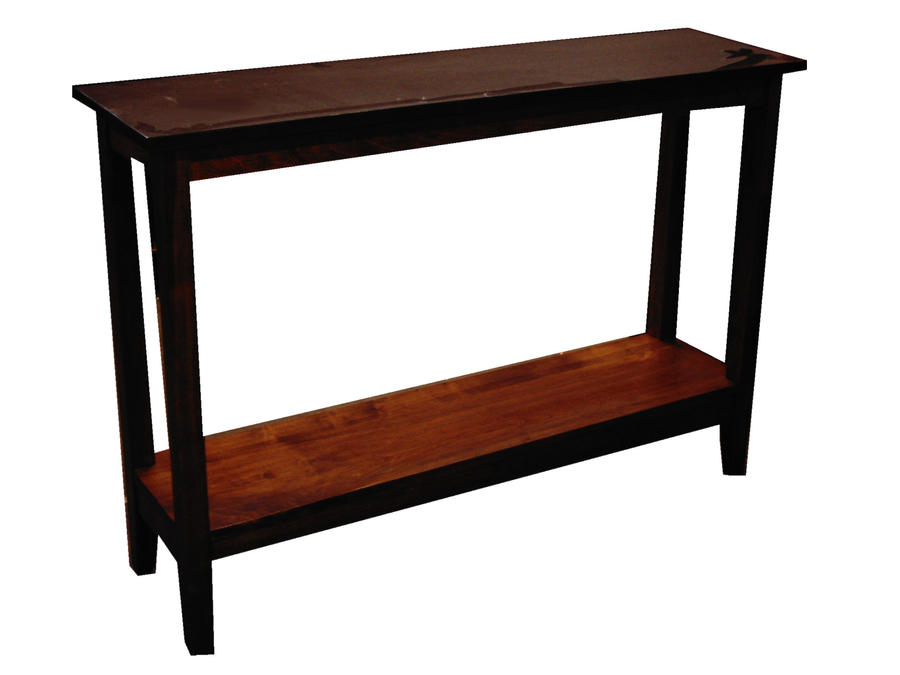 Narrow sofa table stock by naplegray on deviantart for Narrow console table behind couch