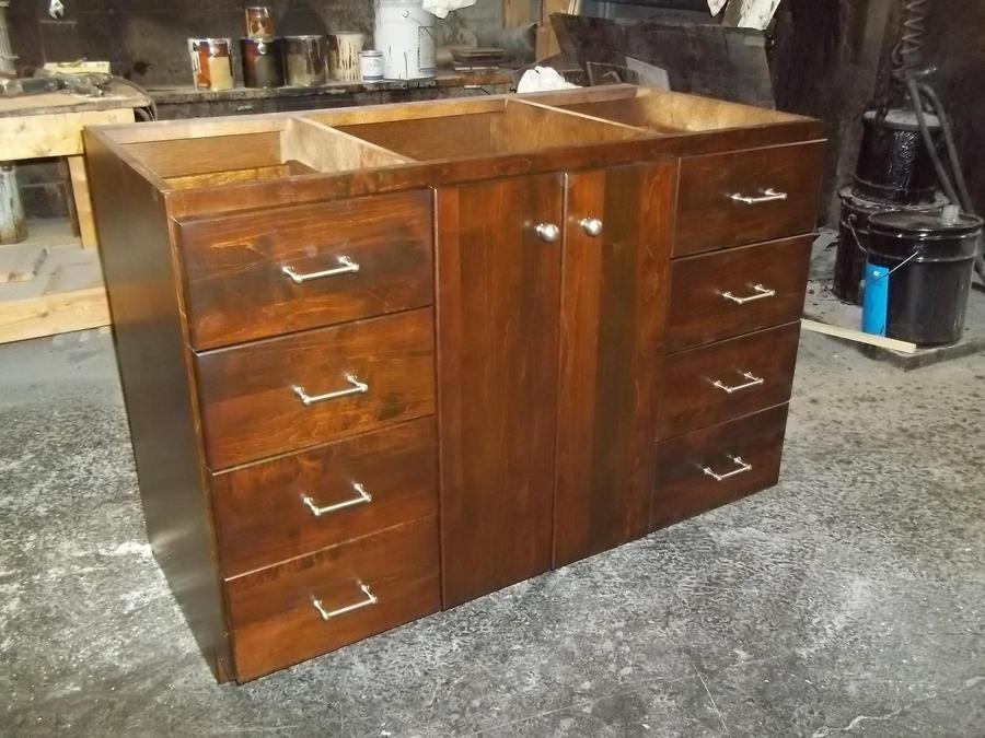 maple bathroom vanity cabinet by naplegray on deviantart