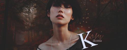 Ikoma Kaori by ladyneron