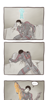 Mass Effect 3  ''Grab +1''