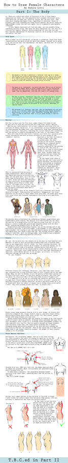 How to Draw Female Characters