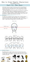How to Draw Female Characters2