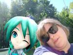Me and Miku (DA ID)
