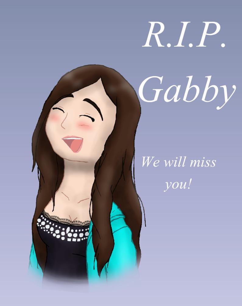 R.I.P. Gabby by MeerkatQueen