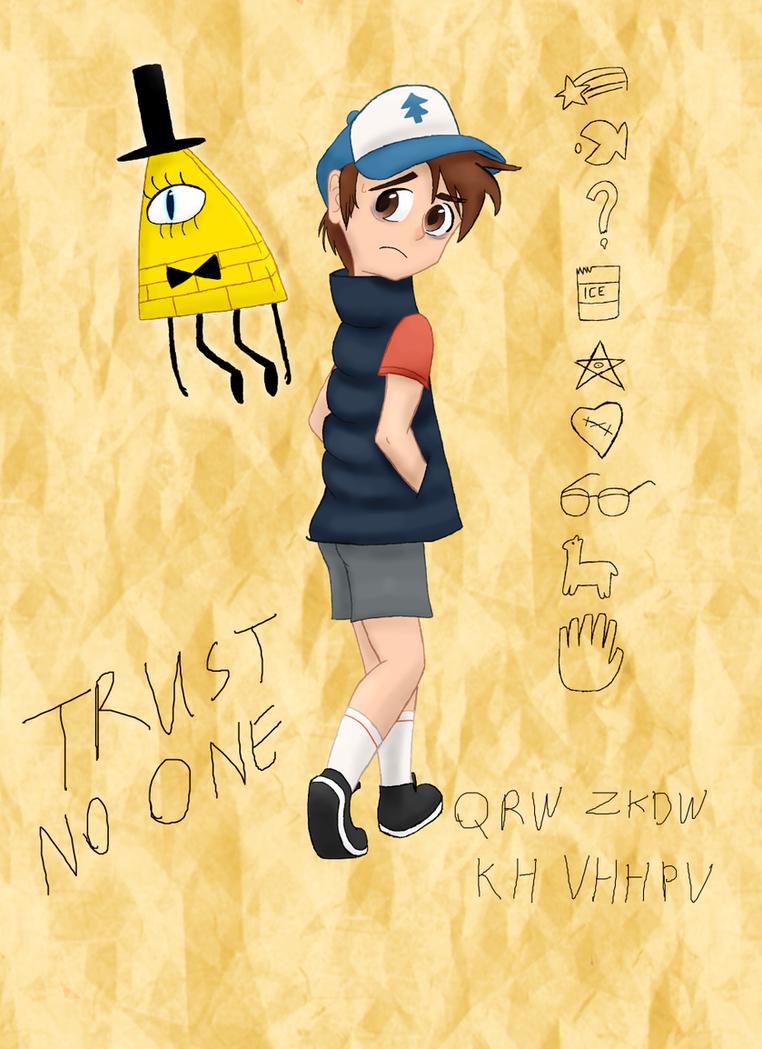 TRuST No oNe by MeerkatQueen