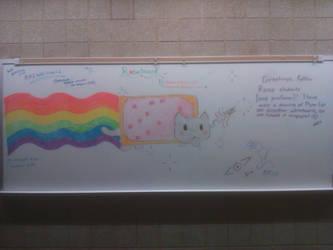 NyanCat by roseboard