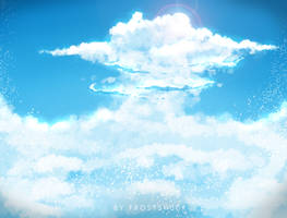 10-Minute Clouds by FrostSh0ck