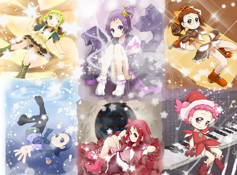 Ojamajo Doremi Wallpaper By Kristina Kiki