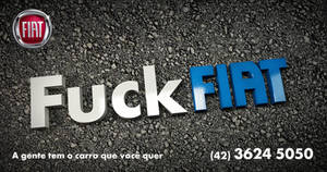 triedro Fiat Fuck