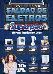 Superpao Eletro