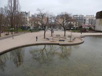 Parisian Park 9 by MangekkoJones