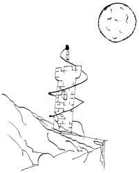 spell by the Moon by MangekkoJones