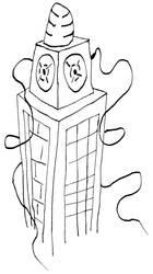 Business Tower by MangekkoJones