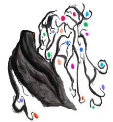 A Tree Thing by MangekkoJones
