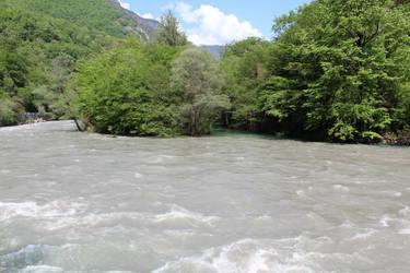 River by LomielDarkwood