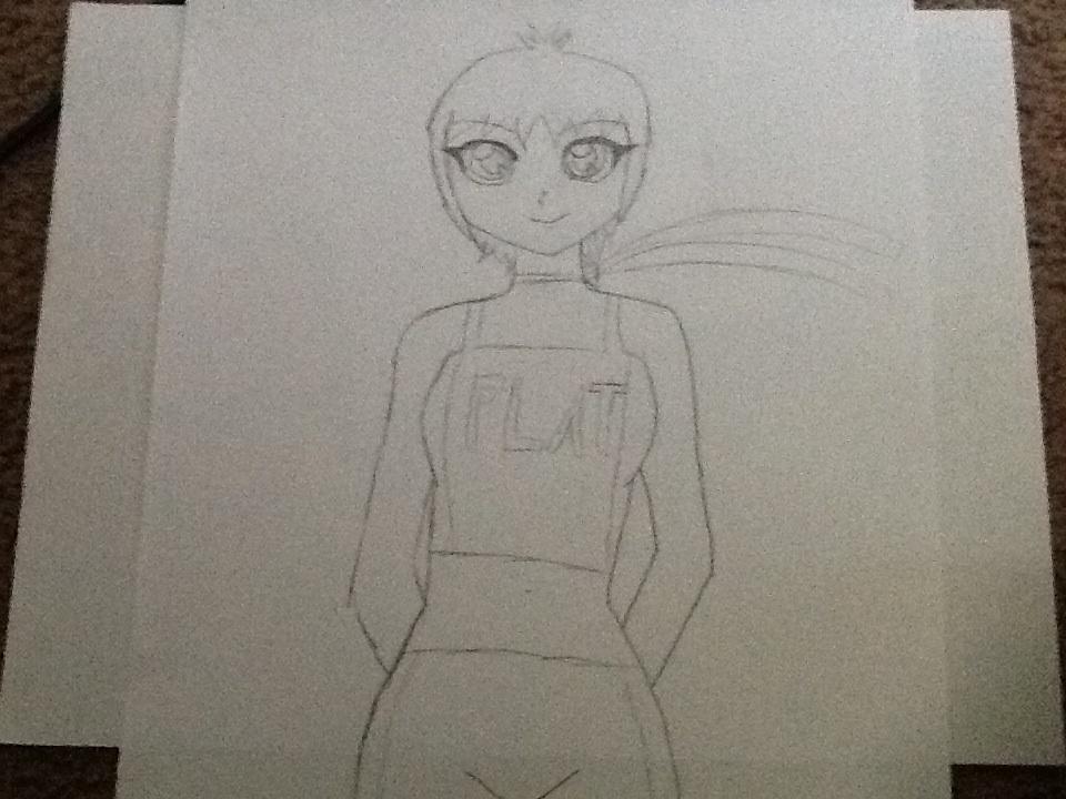 Mai the ninja girl by StreetFighterHetalia