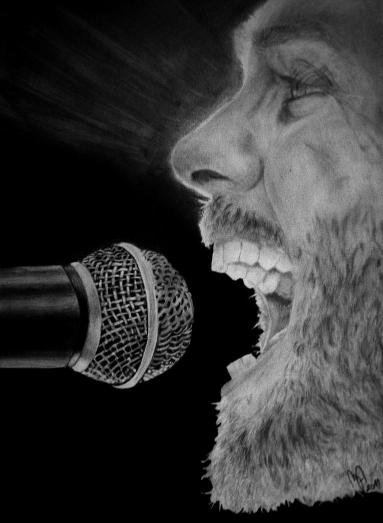 Jared Leto portrait by XxMondayMorningxX