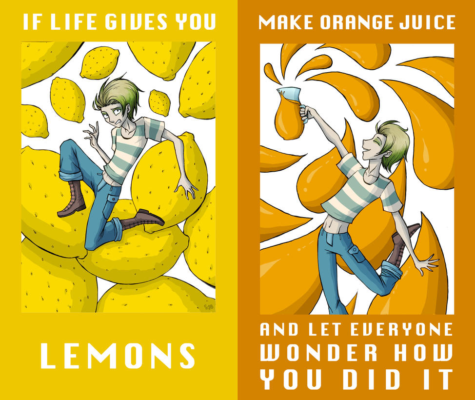 If Life Gives You Lemons... by zoziejane
