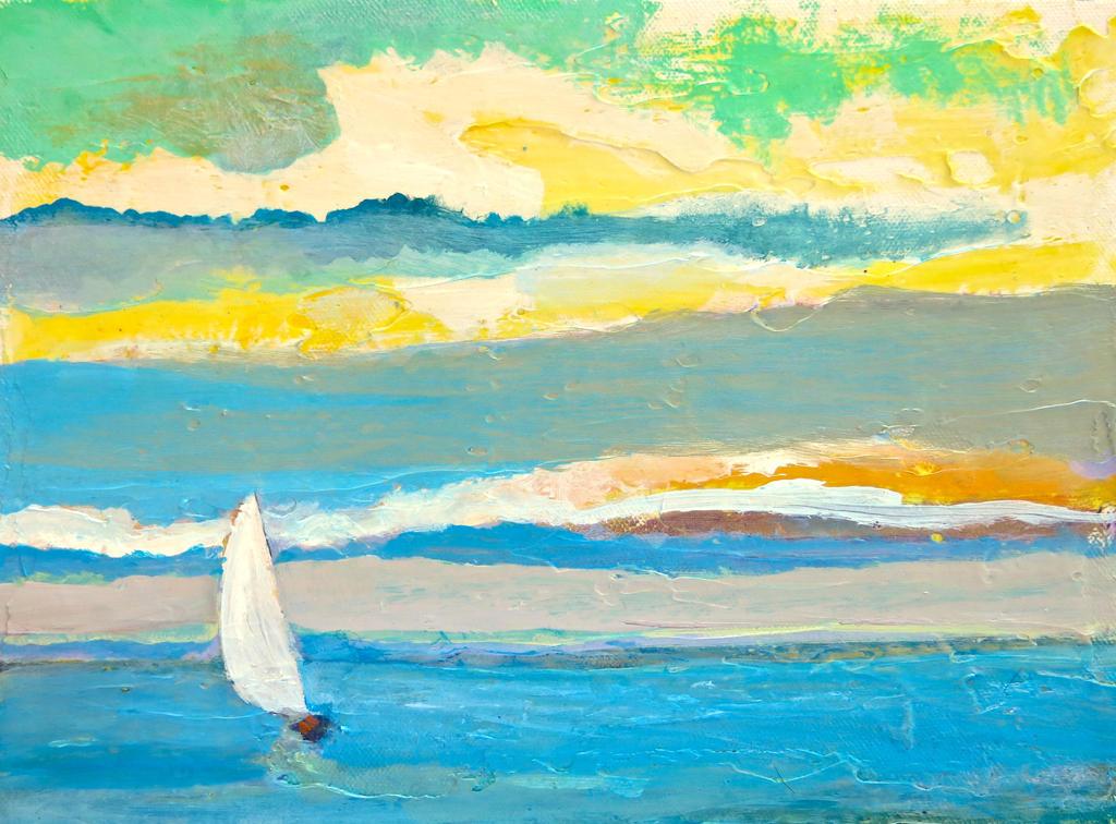 freedom to sail, scott richard by torbakhopper