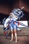 BlazBlue cosplay: nu-13