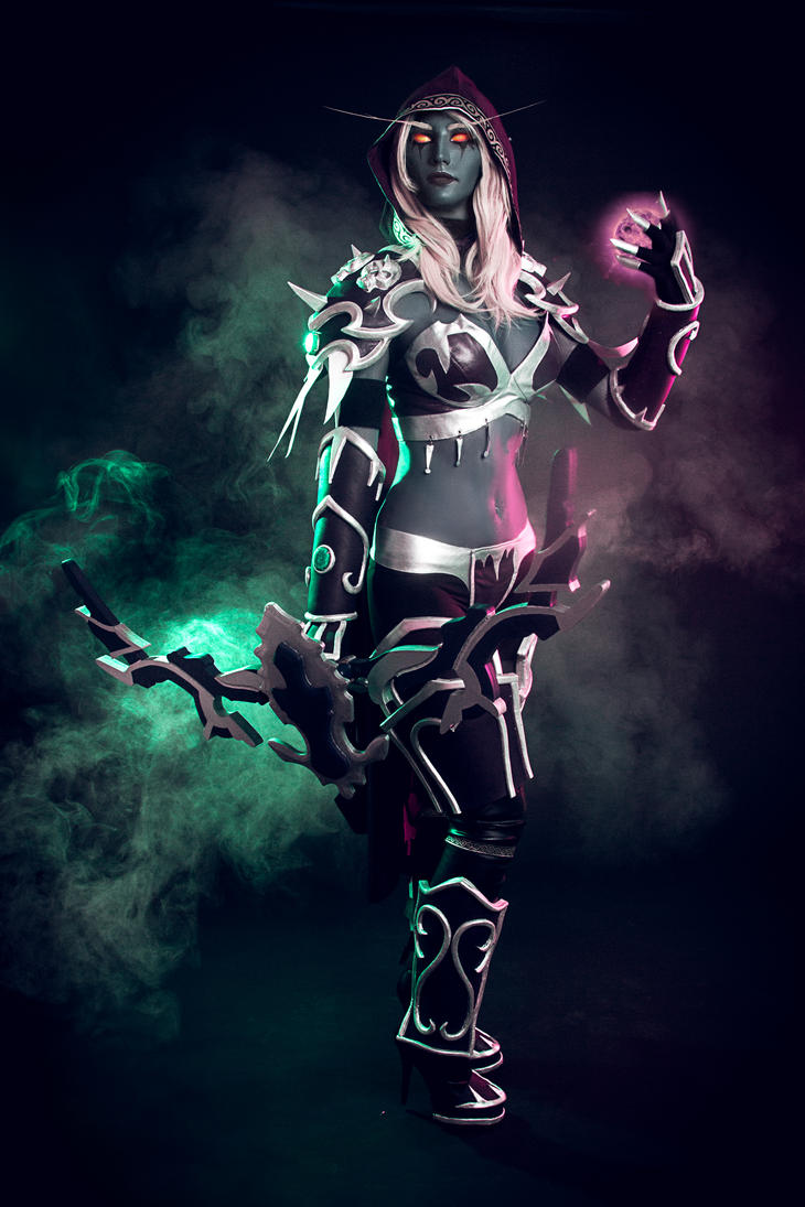 Wow sylvanas cosplay hentay tube
