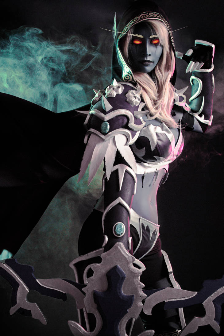 World of Warcraft cosplay: Sylvanas Windrunner