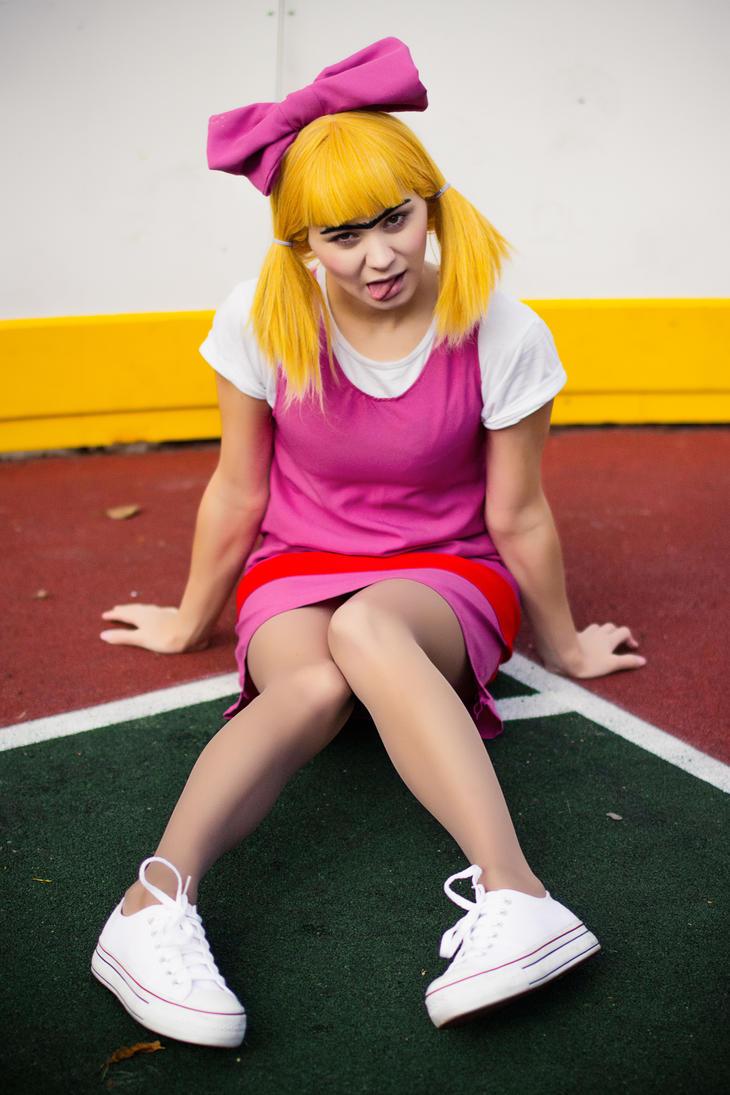 Hey Arnold! cosplay: Helga Pataki by Kak-Tam-Ee on DeviantArt