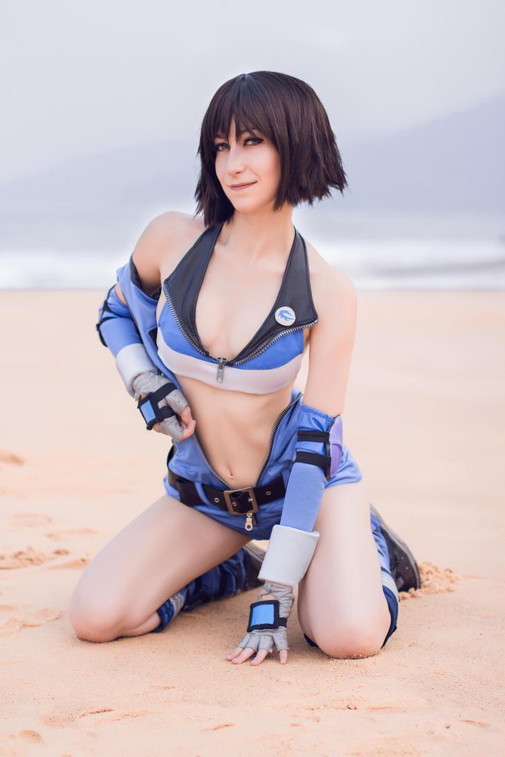 asuka kazama hot nude