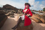 Fate Extra Cosplay: Francis Drake