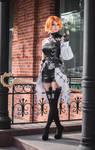 Final Fantasy Cosplay: Elezen