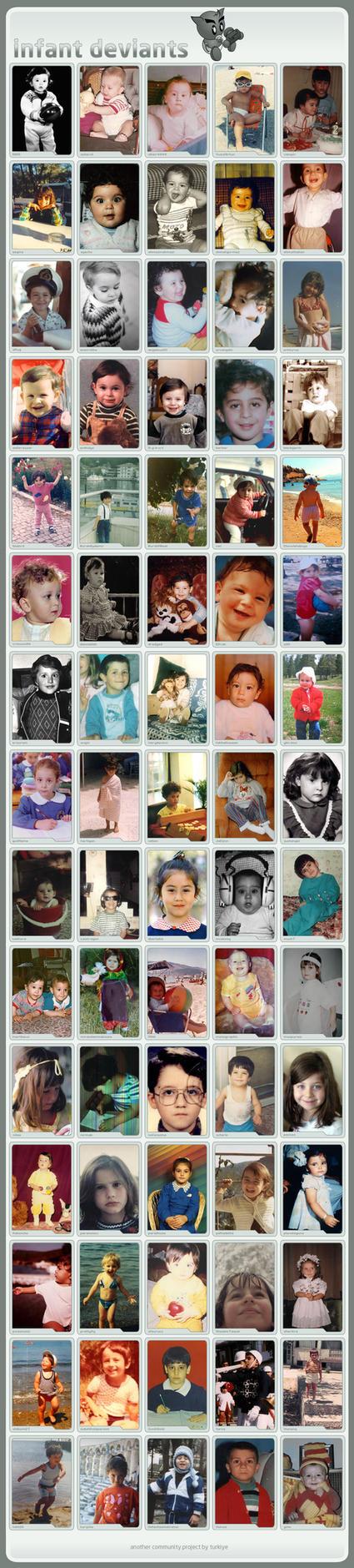 infant deviants by turkiye