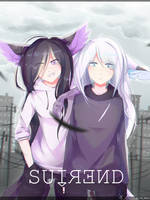 [ Speedpaint ] SUIREND Comic Cover by suyorii