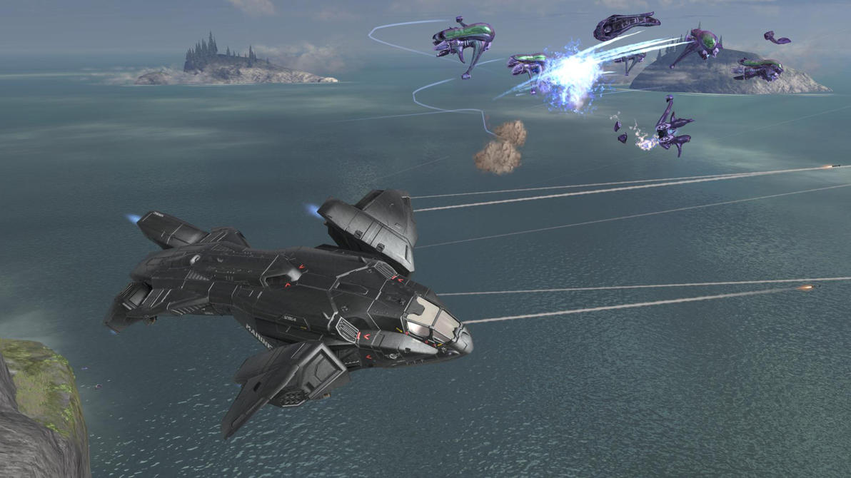 halo reach how to get a pelican