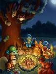 Poke Campfire