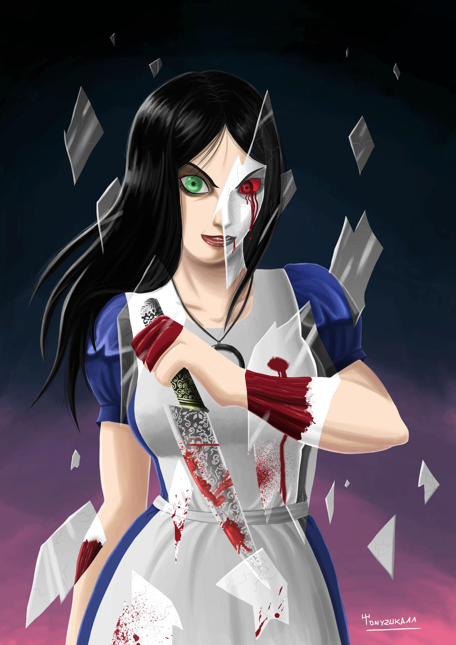 Alice Madness Returns 2 by tonyzuka