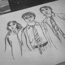 Harry Potter sketch
