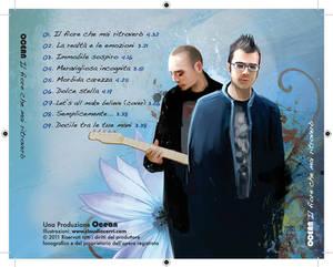 Cover CD Back Ocean