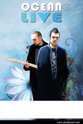 Ocean poster live concert