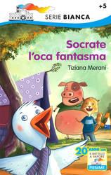 Socrate L'oca fantasma (Socrate the ghost goose) by claudiocerri