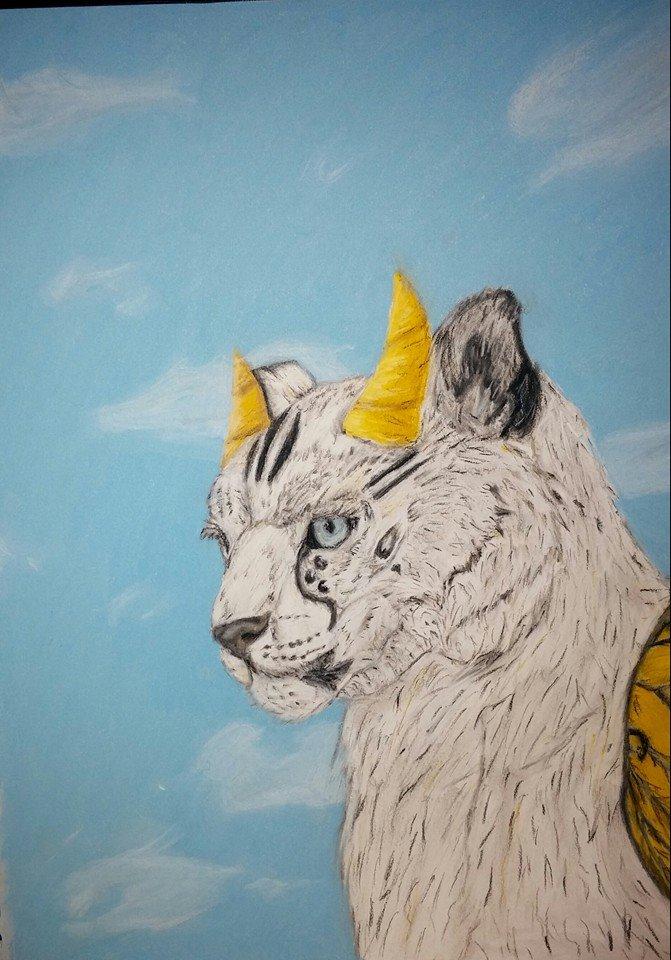 Loki's Portrait by sashabff