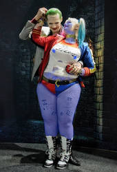 Inflatin' for Puddin' by famousbelly