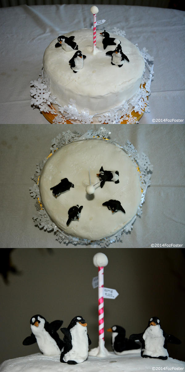 Christmas Cake 2014 (3 of 3) by MrWitchblade