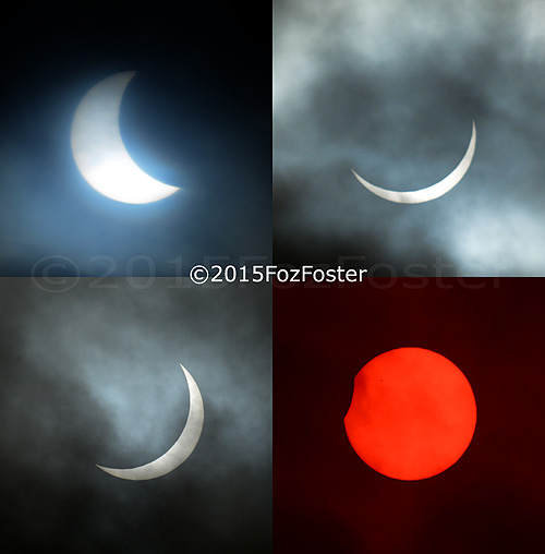 UK Eclipse 20th March 2015 by MrWitchblade