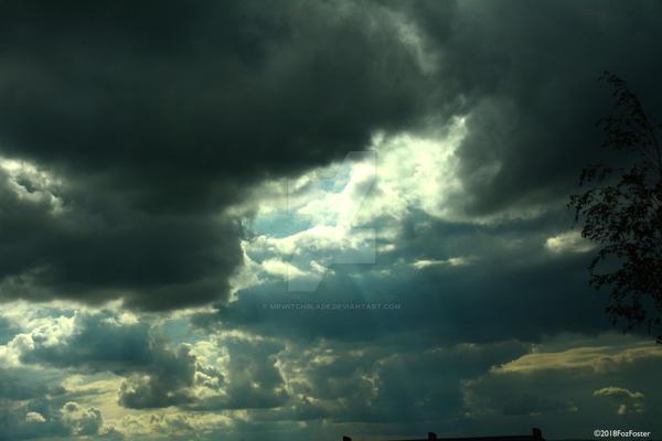 Broken Sky by MrWitchblade