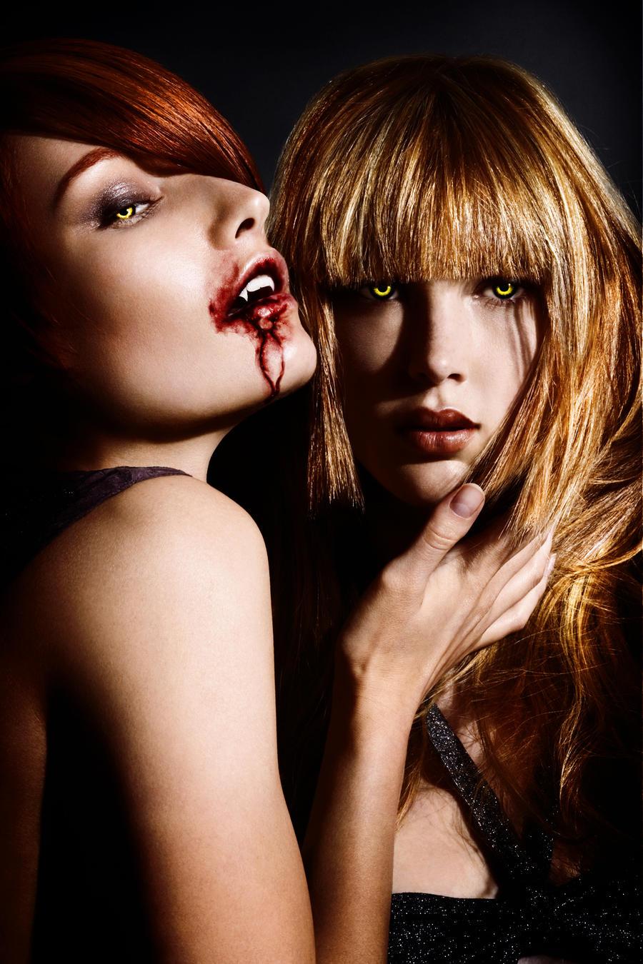 Sexy Female Vampires 15