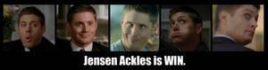 Jensen is WIN