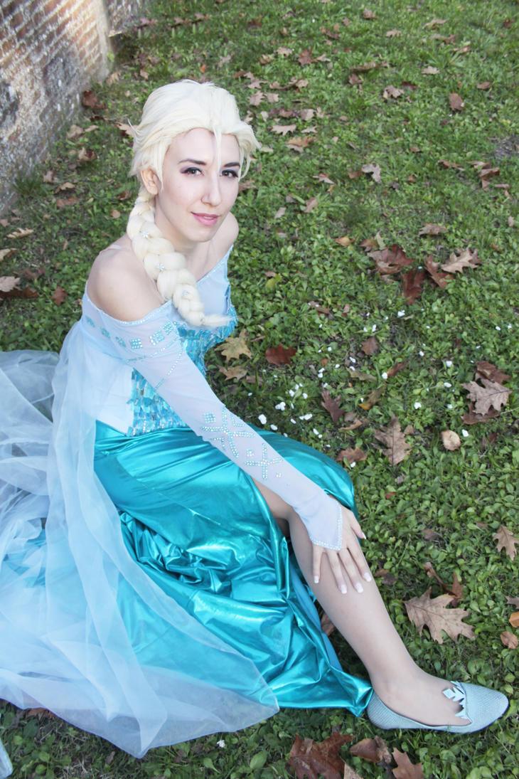 The Snow Queen by seme-yaoi-love