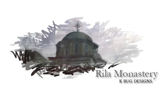 Rila Monastery by k-bug