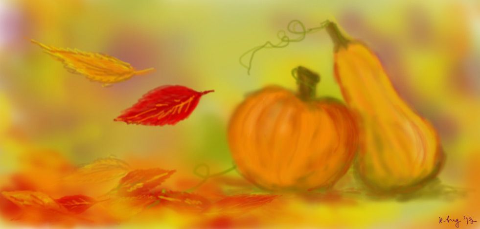 Autumn by k-bug