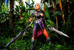 Tera Online: Castanic Warrior